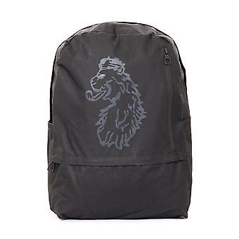 Luke 1977 Snowdon Nylon Backpack - Black