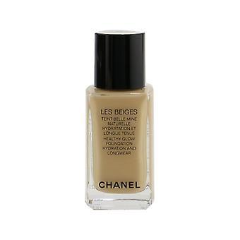 Chanel Les Beiges Teint Belle Mine Naturelle Healthy Glow Hydration And Longwear Foundation - # BD41 30ml/1oz