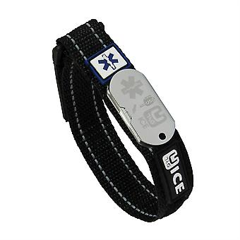 Utag Sports Wrist Strap - Black Small