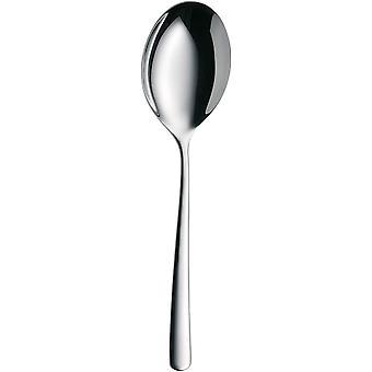 HanFei Boston Servierlffel, 23,7 cm, Cromargan Edelstahl poliert, splmaschinengeeignet
