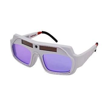 Автоматическая переменная свет электрическая сварка очки сварщика;s сильный свет и ультрафиолетовые защитные очки
