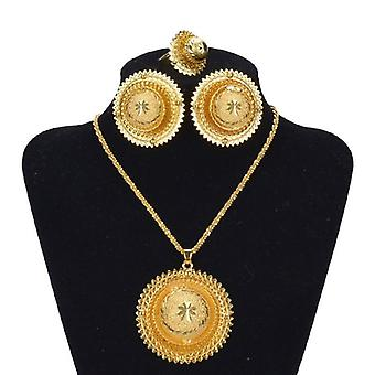 Ethiopian Bridal Jewelry Sets