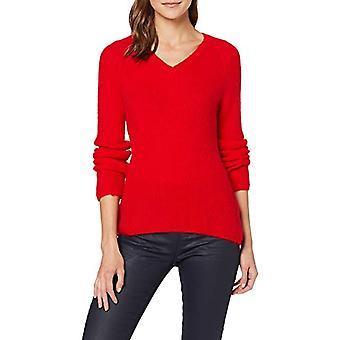 Morgan 192-matild.p T-Shirt, Red (Lipstick Lipstick), Small (Size Manufacturer: TS) Woman