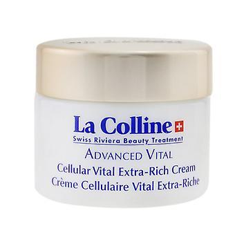 La Colline Advanced Vital - Cellular Vital Extra-Rich Cream 30ml/1oz