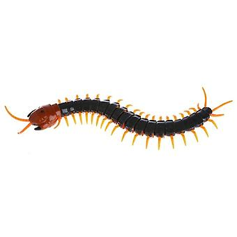 Remote Control Animal Centipede Creepy crawly Prank Funny Toys Gift For Kids R9JD|RC Animals