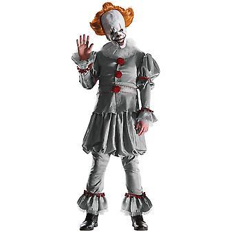 Este Unisex Adult Collectors Edition Pennywise Costum