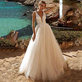 Verngo A-line Wedding Dress