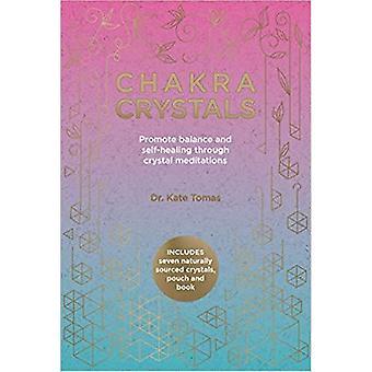 Chakra Chrystals 9781859064320