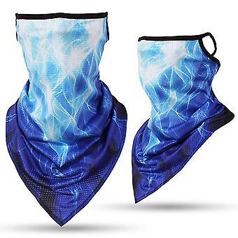 Mască de față Ice Silk Triangle Bandana