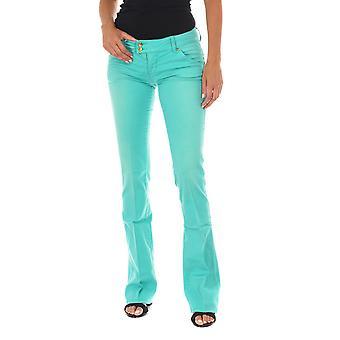 MET pantalones de mujer K-Flair 2 azul claro