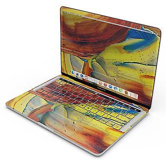 Flüssige abstrakte Farbe Remix V54 - Haut Aufkleber Wrap Kit kompatibel mit