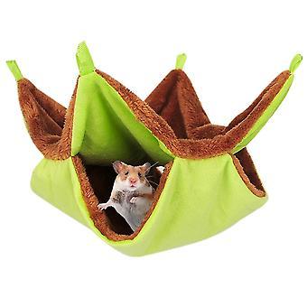 Warmes Bett, Rattenhängematte für Hamster