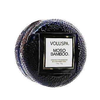 Voluspa Macaron Candle - Moso Bamboo 51g/1.8oz