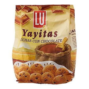 Biscuiți Lu Yayita Chocolate (250 g)