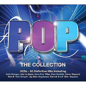 Verschiedene Künstler - Pop The Collection (3CD)