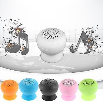 Vodotěsný bezdrátový Bluetooth Handsfree Mikrofon Sací reproduktor Sprcha Auto Mikrofon