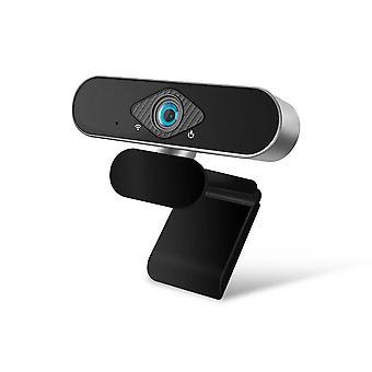 HD 1080P -verkkokamera mikrofonilla 60Fps Web-kamerat Automaattitarkennus Streaming HD USB Computer Web Camera PC: lle