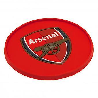 Arsenal FC siliconen Coaster