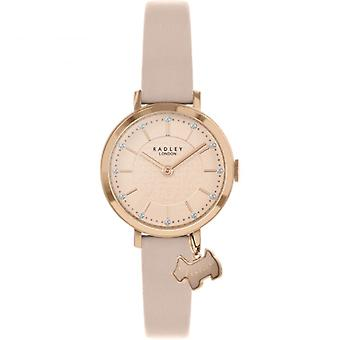 Radley Selby Street Ry2864a Nude Dial Leather Strap Ladies Watch