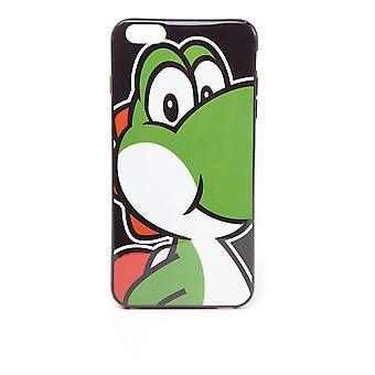 Super Mario Bros. Yoshi Face Phone Cover für Apple iPhone 6 Plus