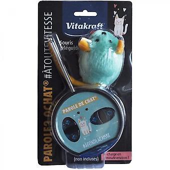Afstandsbediening muis speelgoed voor katten