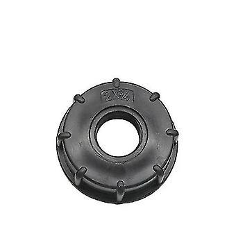 Valve de connecteurs de robinet d'eau d'adaptateur de réservoir de fil femelle d'Ibc