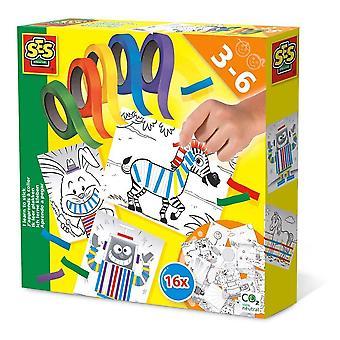 Kit pour enfants I Learn to Stick