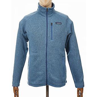 Patagonia better Sweater Fleece Jacket - Pigeon Blue