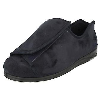 Foulard a Mens Extra largo misura pantofole Peter