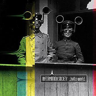 Information Society - Hello World [Vinyl] USA import