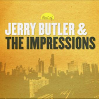 Jerry Butler & the Impressions - Best of Jerry Butler & the Impressions [CD] USA import