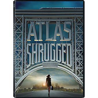 Atlas Shrugged: Parte 1 [DVD] Stati Uniti importare