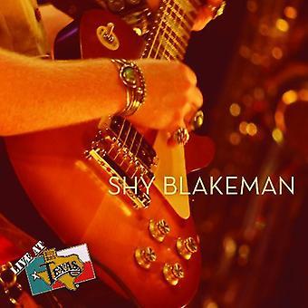 Shy Blakeman - Live at Billy Bob's [CD] USA import