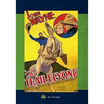 Trail Beyond [DVD] USA import