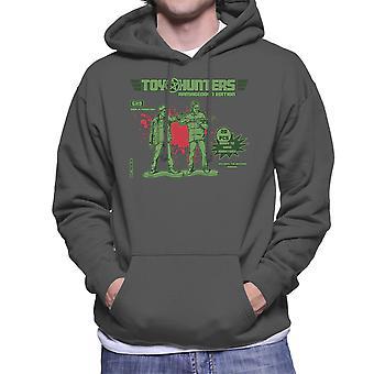 Toy Hunters Supernatural Men's Hooded Sweatshirt