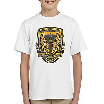 22nd Regiment Insignia COD 4 Modern Warfare Kid's T-Shirt