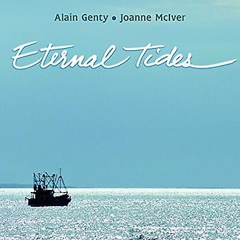 Genty, Alain / McIver, Joanne - Eternal Tides [CD] USA import
