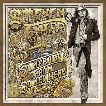 Steven Tyler - We're All Somebody From Somewhere [CD] USA import