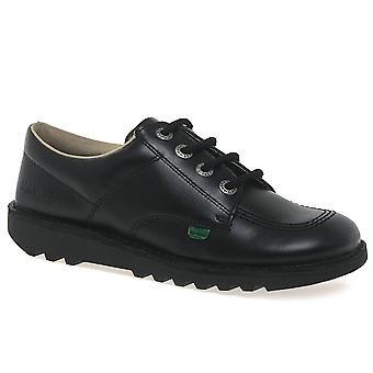 Kickers Lo Girls Senior School Shoes