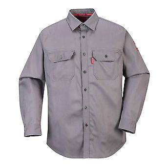 Portwest - Biz Flame Flame Resist Safety Workwear 88/12 Shirt
