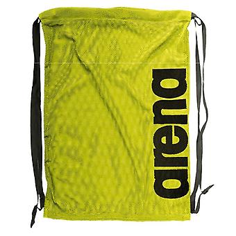 Arena Fast Mesh Bag - Fluo Yellow/Black