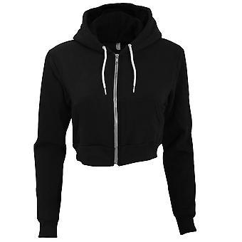 American Apparel Womens/Ladies Flex Fleece Cropped Hoodie