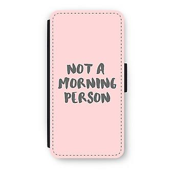 iPhone 6/6 s Plus Case Flip - personne du matin