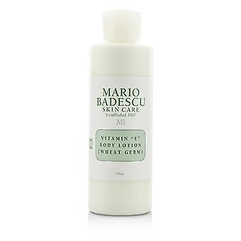 Mario Badescu Vitamin E Body Lotion (wheat Germ) - For All Skin Types - 177ml/6oz