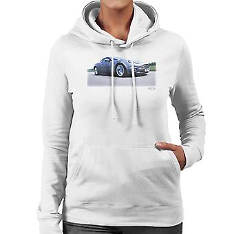Aston Martin Vanquish Women's Hooded Sweatshirt