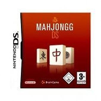 Mahjongg DS-ny