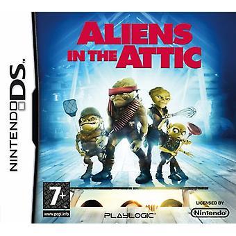 Aliens in the Attic (Nintendo DS) - Neu