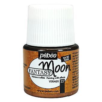 Pebeo Fantasy Moon Reactive Paint 45ml