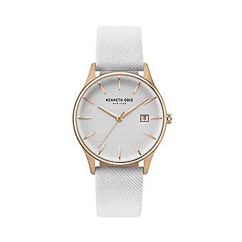 Kenneth Cole New York women's watch polshorloge leder KC15109002