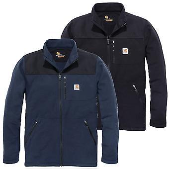 Carhartt men's fleece jacket Fallon zip